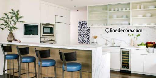 طراحی داخلی آشپزخانه 2019